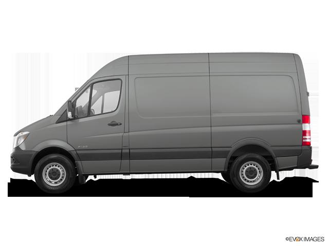 Used 2016 Mercedes-Benz Sprinter Cargo Vans in Oxnard, CA