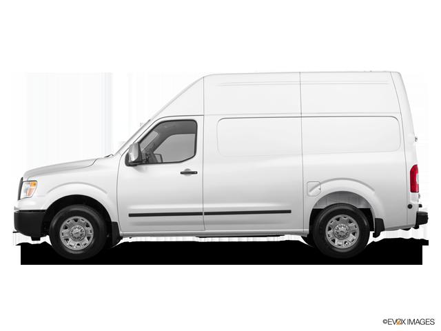 2016 Nissan NV SL