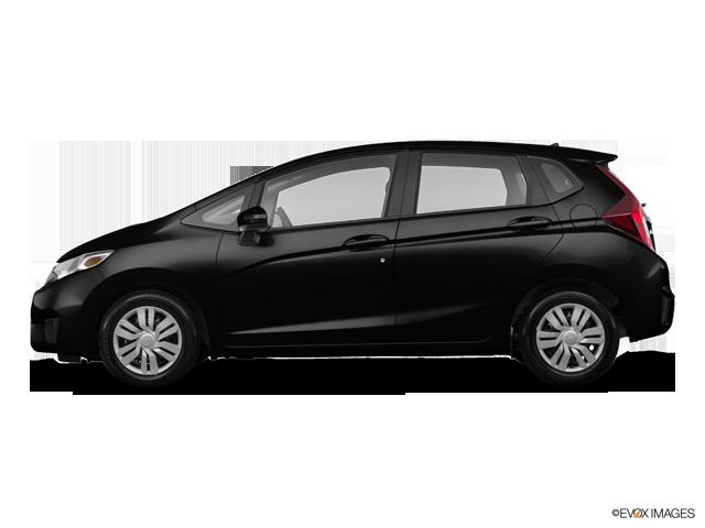2016 Honda Fit 5dr HB CVT LX