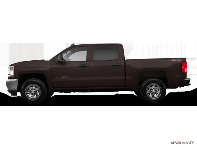 Used 2016 Chevrolet Silverado 1500 in Simi Valley, CA