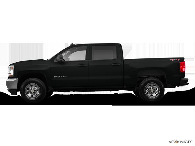 Used 2016 Chevrolet Silverado 1500 in Wilmington, NC