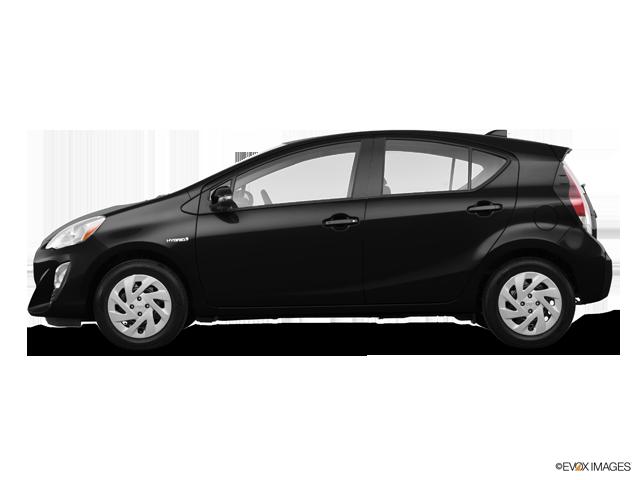 2016 Toyota Prius C Special Edition