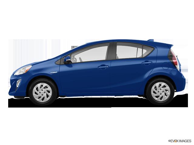 2016 Toyota Prius C Three