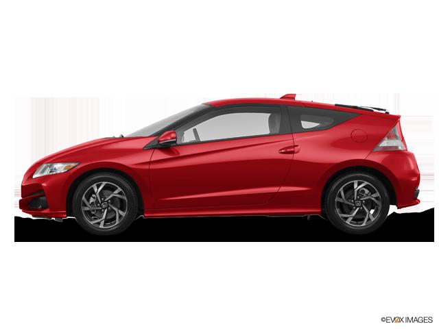 2016 Honda CR-Z EX