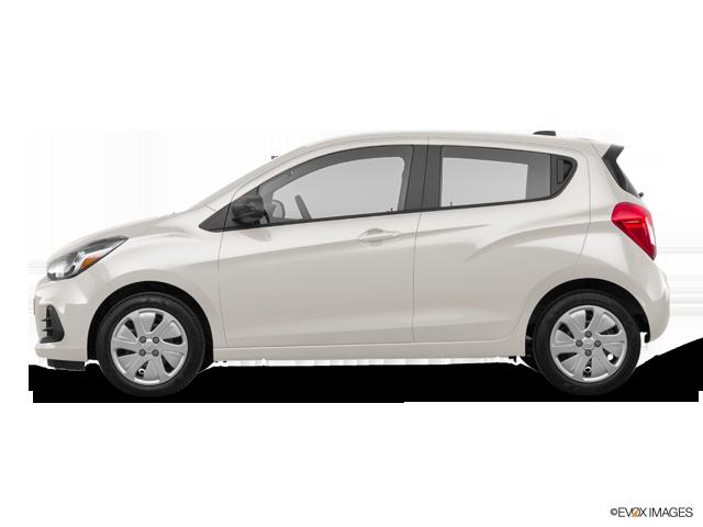 2016 Chevrolet Spark 5dr HB CVT LS