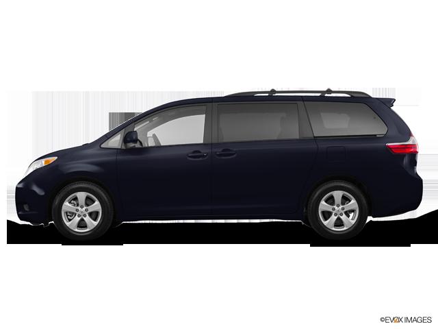 2016 Toyota Sienna L