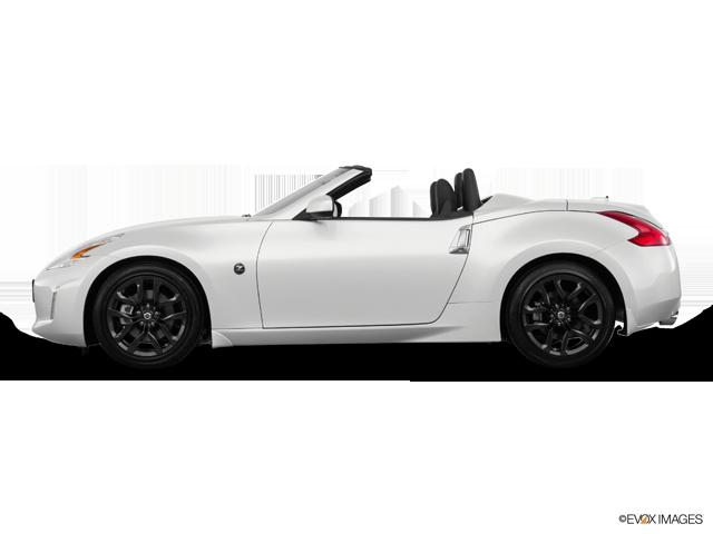 2016 Nissan 370Z Touring Sport