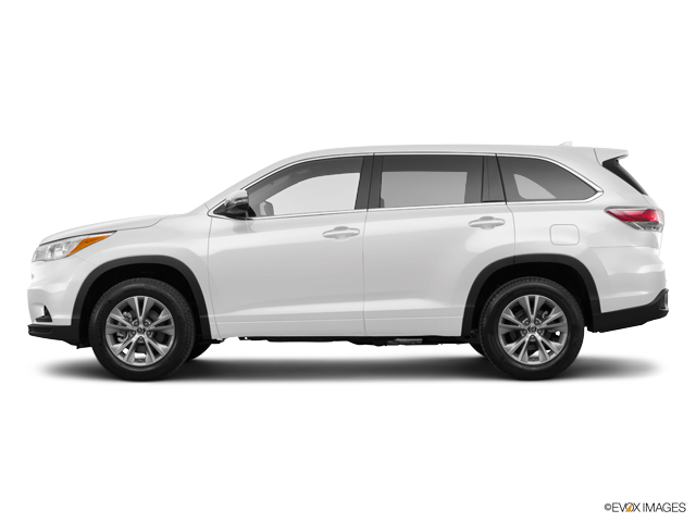 2016 Toyota Highlander LE Plus