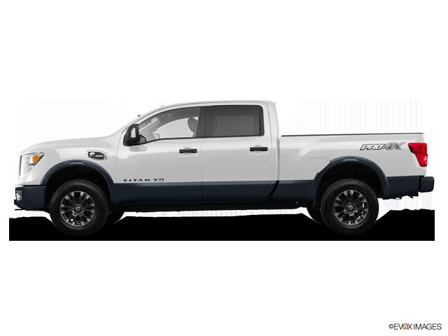 2016 Nissan Titan XD PRO-4X Diesel