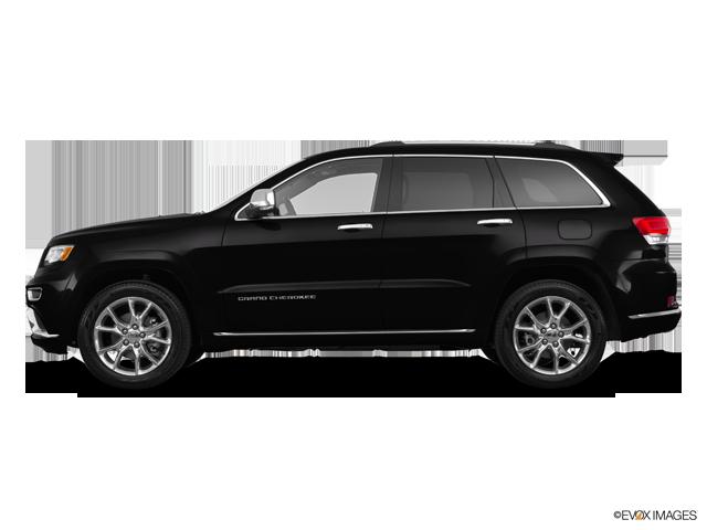 2016 Jeep Grand Cherokee Summit