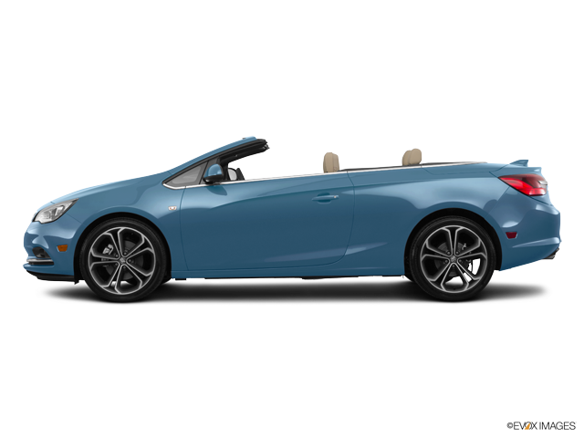 2016 Buick Cascada 1SV Convertible 2D