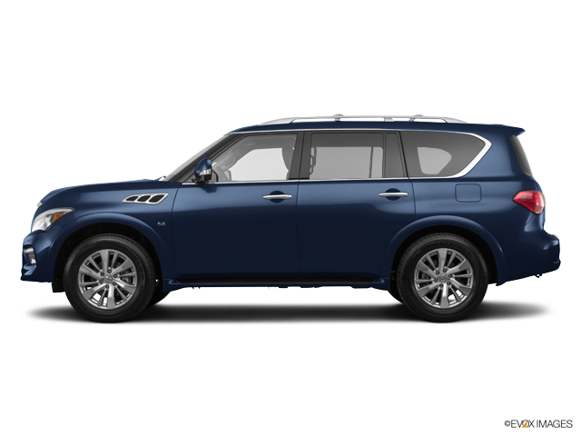 Used 2016 INFINITI QX80 in Cookeville, TN