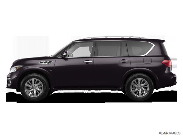2016 INFINITI QX80 2WD 4dr