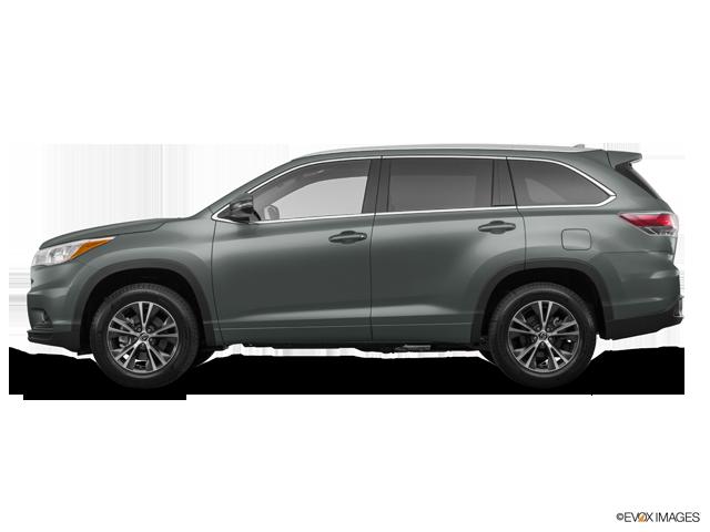 2016 Toyota Highlander XLE