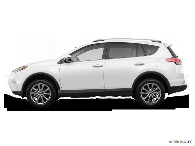 2016 Toyota RAV4 FWD 4dr Limited