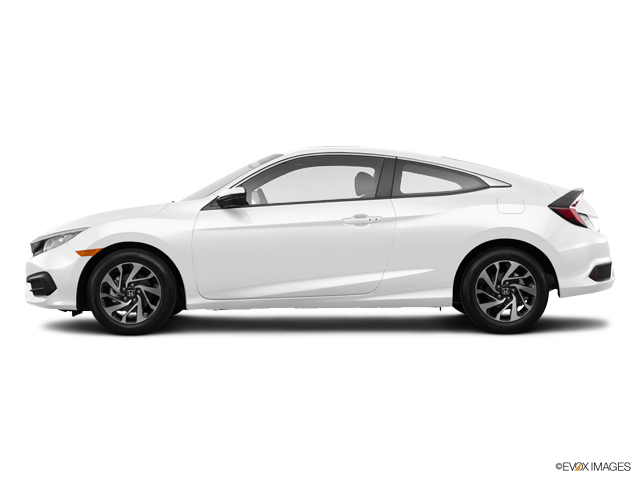 2016 Honda Civic Coupe LX-P