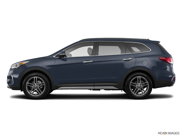 2017 Hyundai Santa Fe AWD Limited ULT