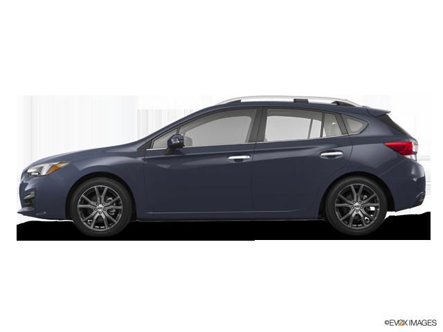 2017 Subaru Impreza 2.0i Limited 5-door CVT