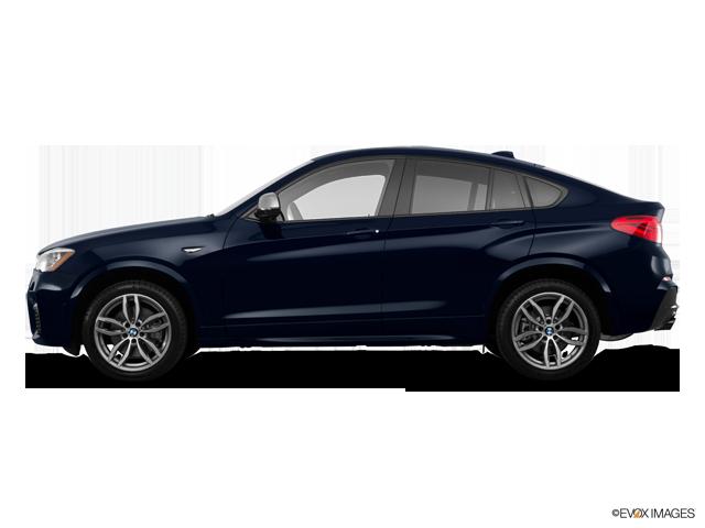 Used 2017 BMW X4 in Spartanburg, SC