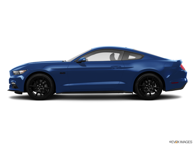 2017 Ford Mustang MUSTANG GT COUPE
