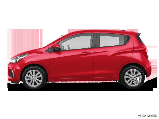 2017 Chevrolet Spark LT