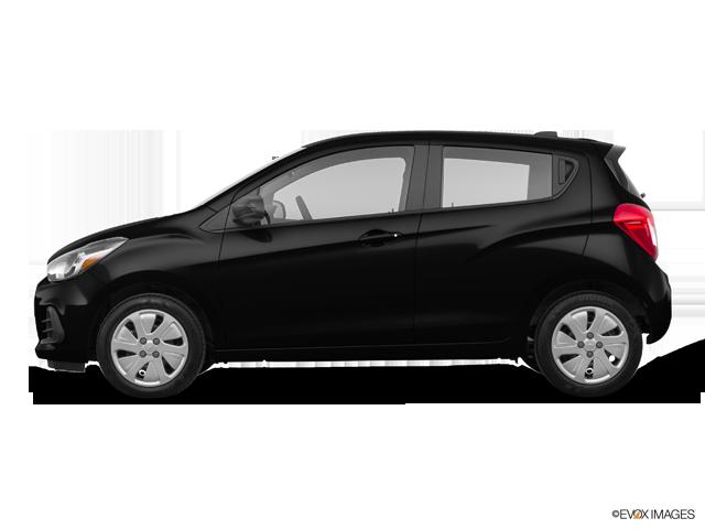 2017 Chevrolet Spark LS