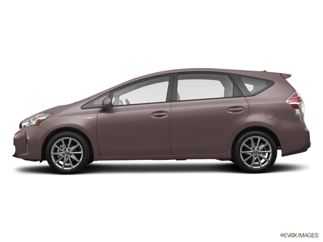 2017 Toyota Prius V Five