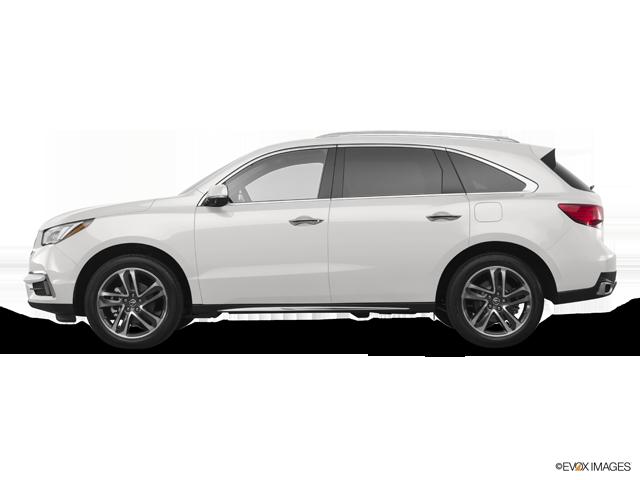 2017 Acura MDX w/Advance/Entertainment Pkg