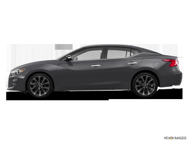 2017 Nissan Maxima SR