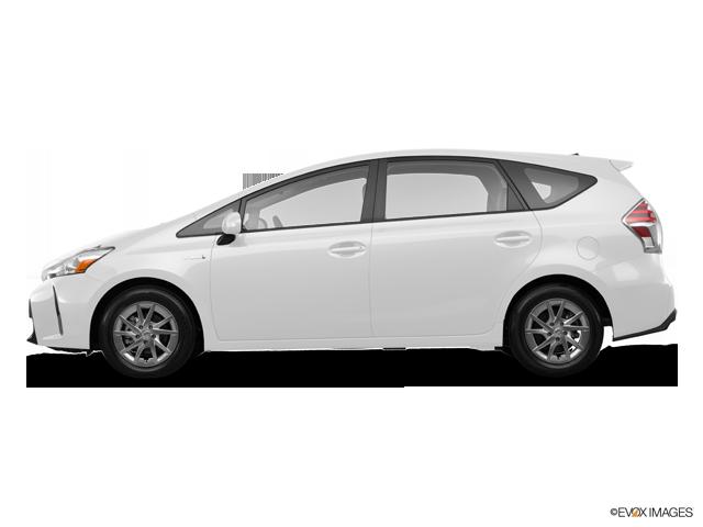 New 2017 Toyota Prius V in Berkeley, CA