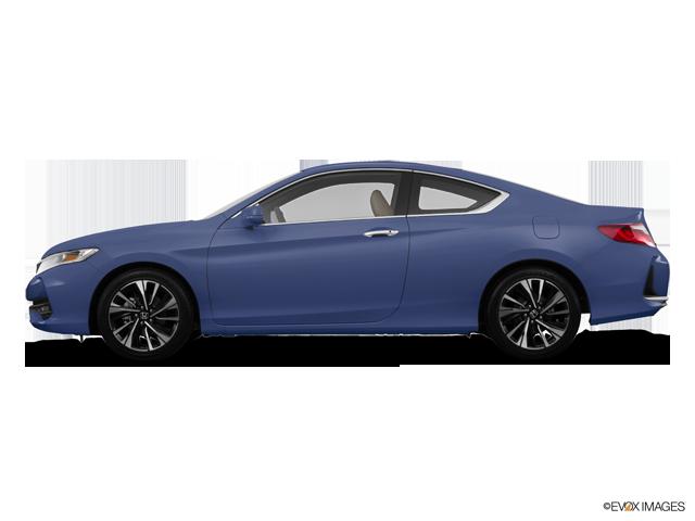 2017 Honda Accord Coupe EX-L w/Navi & Honda Sensing