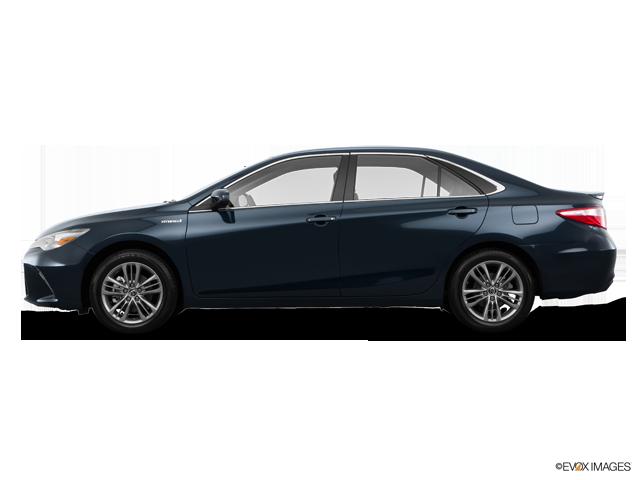 2017 Toyota Camry Hybrid Hybrid SE