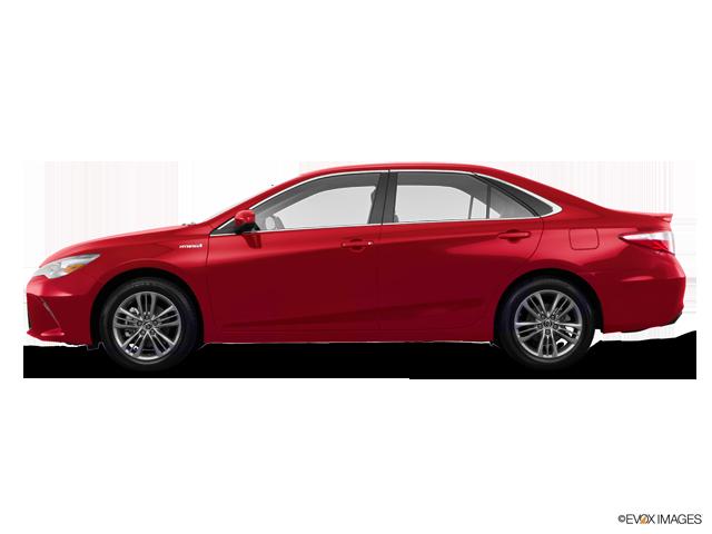 2017 Toyota Camry Hybrid Hybrid SE CVT
