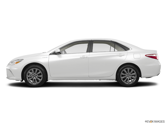 New 2017 Toyota Camry Hybrid in Cookeville, TN