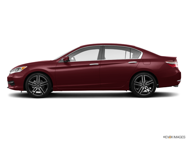 New 2017 Honda Accord Sedan in Dallas, TX