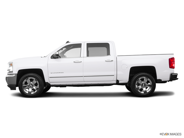 Used 2017 Chevrolet Silverado 1500 in , WI