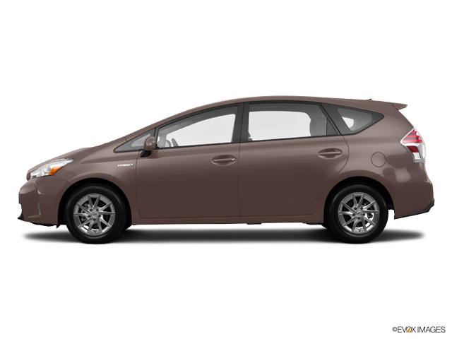 New 2017 Toyota Prius V in Manchester, TN