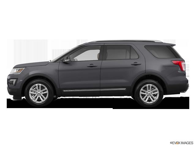 New 2017 Ford Explorer in Savannah, GA