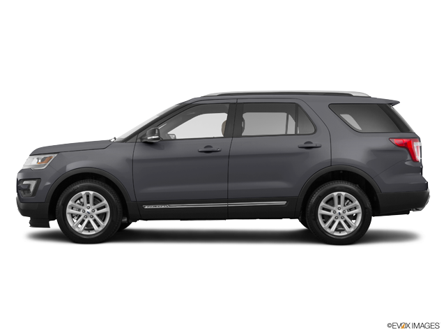 New 2017 Ford Explorer in Barberton, OH