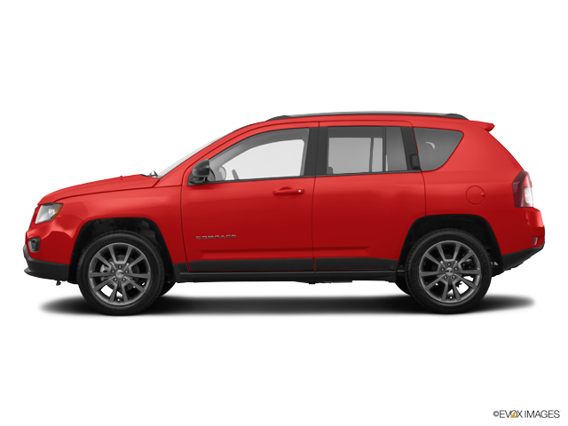 Used 2017 Jeep Compass in Greenville, MS