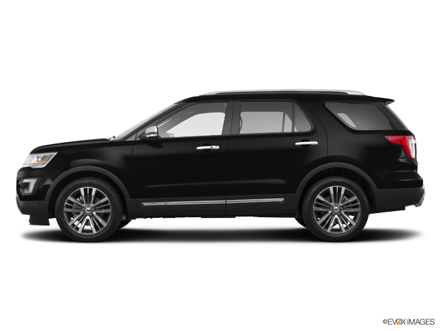 New 2017 Ford Explorer in Temecula, CA
