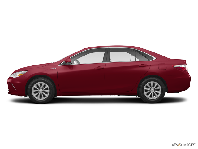 2017 Toyota Camry SE 4DR