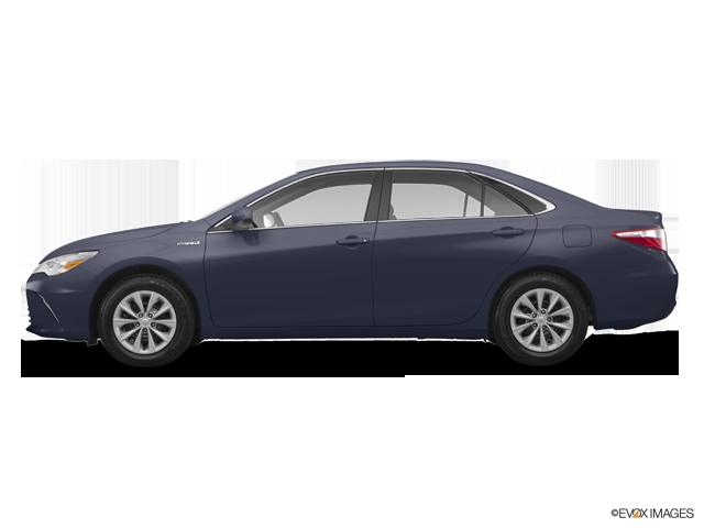 2017 Toyota Camry Hybrid Hybrid LE CVT