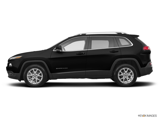 2017 Jeep Cherokee Latitude Paris Hugo
