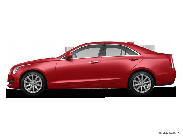 2017 Cadillac ATS Sedan AWD