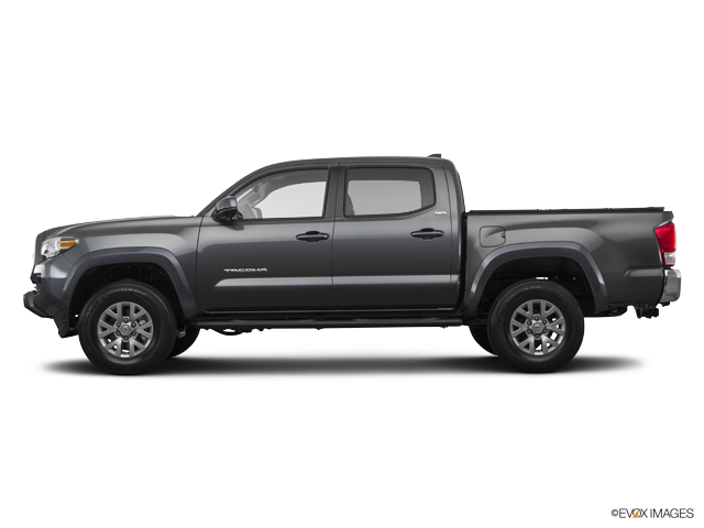 2017 Toyota Tacoma SR5 Double Cab 5 Bed V6 4x4 AT