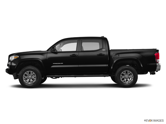 2017 Toyota Tacoma Limited Double Cab 5 Bed V6 4x4 AT
