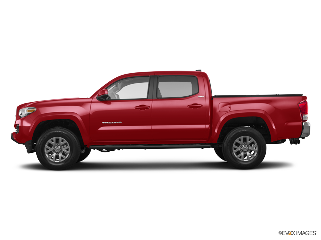 2017 Toyota Tacoma SR5 Double Cab 6 Bed V6 4x4 AT
