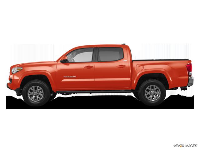 2017 Toyota Tacoma SR5 Double Cab 5 Bed V6 4x4 AT