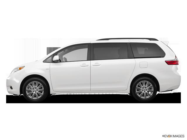 2017 Toyota Sienna XLE Premium